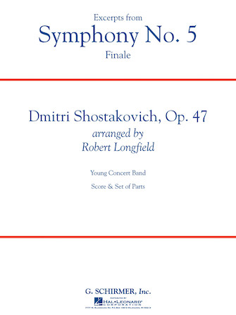 Product Cover for Symphony No. 5 – Finale (Excerpts)
