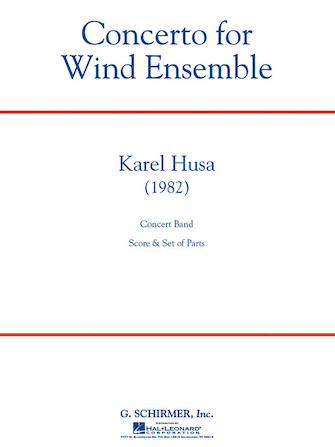Product Cover for Concerto for Wind Ensemble