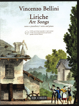 Product Cover for Liriche