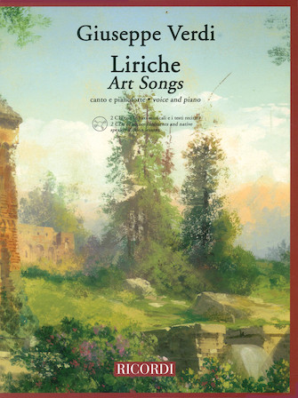 Product Cover for Liriche (Art Songs)