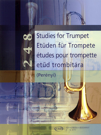 Product Cover for 248 Studies for Trumpet