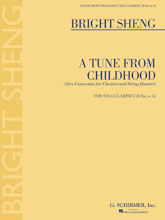 Product Cover for A Tune from Childhood