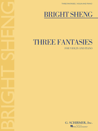 Product Cover for Three Fantasies