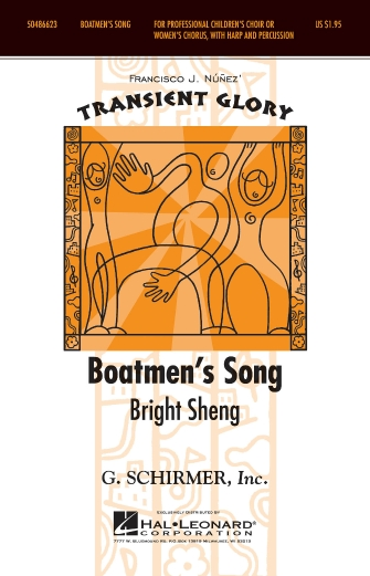 Boatmen's Song : SSAA :  : Sheet Music : 50486623 : 884088170448 : 1423433351