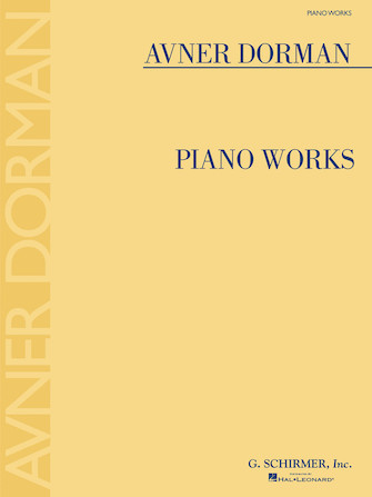 Product Cover for Piano Works
