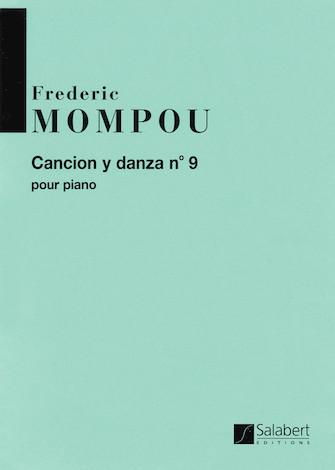 Product Cover for Cancion y Danza No. 9