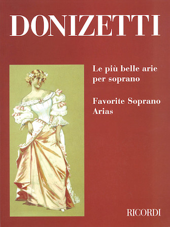 Product Cover for Favorite Soprano Arias