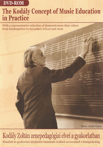 Product Cover for The Kodály Concept of Music Education in Practice