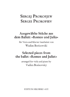 Product Cover for 8 Pieces from Romeo and Juliet