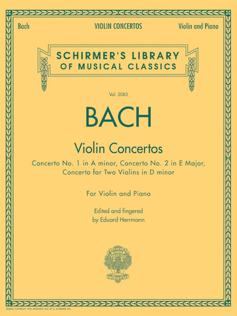 Product Cover for Bach – Violin Concertos