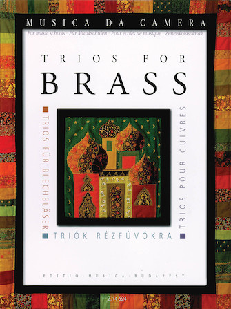 Product Cover for Trios for Brass
