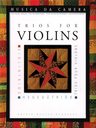 Product Cover for Trios for Violins