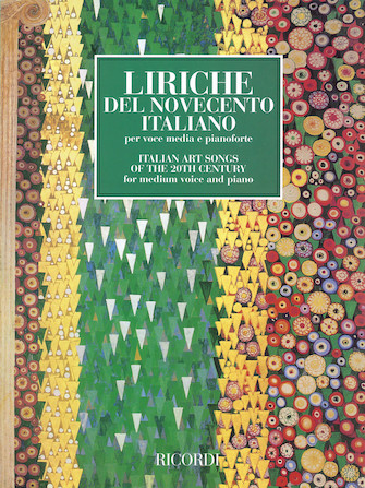Product Cover for Italian Art Songs of the 20th Century