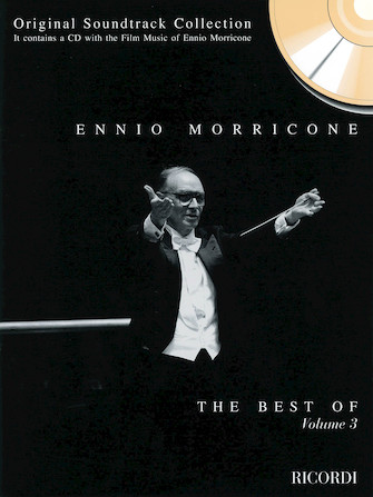 Product Cover for The Best of Ennio Morricone – Volume 3