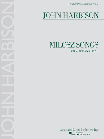 Product Cover for Milosz Songs
