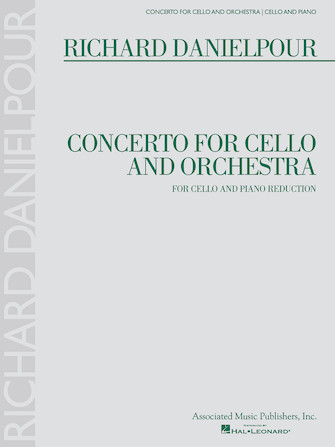 Product Cover for Concerto for Cello and Orchestra