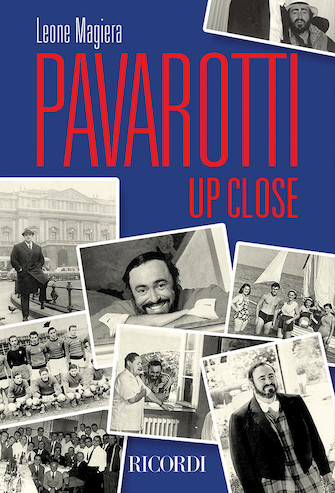 Product Cover for Pavarotti Up Close