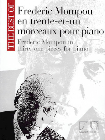 Product Cover for Frederic Mompou – 31 Pieces for Piano
