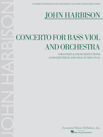 Product Cover for Concerto for Bass Viol