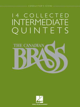 Product Cover for 14 Collected Intermediate Quintets