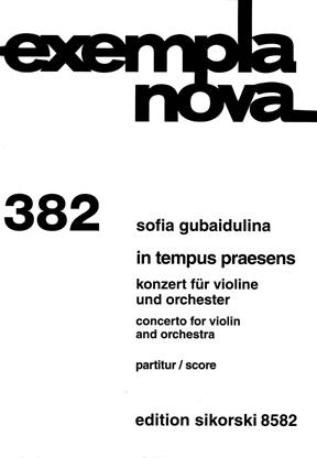 Product Cover for In Tempus Praesens