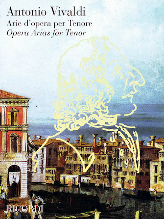 Product Cover for Opera Arias for Tenor