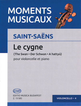 Le Cygne (The Swan) - for Violoncello and Piano