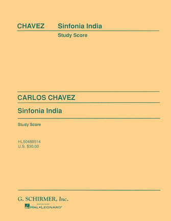 Product Cover for Sinfonia India (Symphony No. 2)