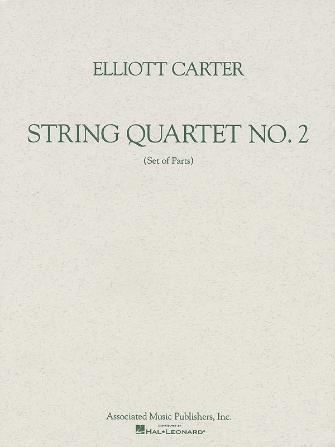 Product Cover for String Quartet No. 2 (1959)