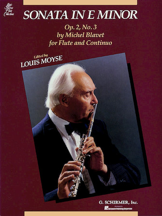 Product Cover for Sonata in E Minor, Op. 2, No. 3