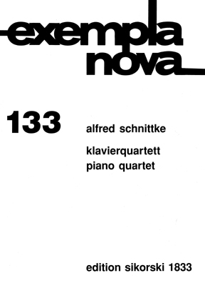 Product Cover for Piano Quartet