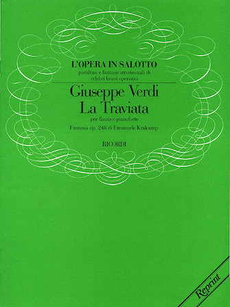 Product Cover for La Traviata Fantasia, Op. 248