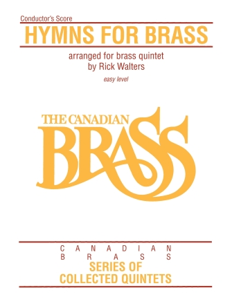 Product Cover for Hymns for Brass