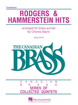 Product Cover for The Canadian Brass – Rodgers & Hammerstein Hits