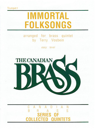 Product Cover for The Canadian Brass: Immortal Folksongs
