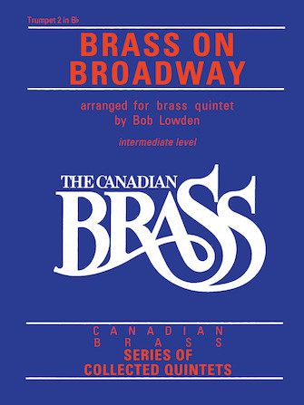 Product Cover for The Canadian Brass: Brass On Broadway