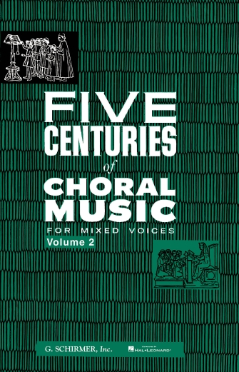 Product Cover for Five Centuries of Choral Music for Mixed Voices Vol. 2