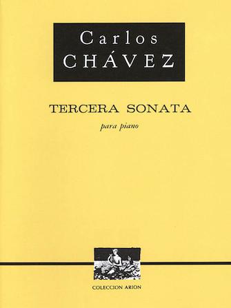 Product Cover for Tercera Sonata Pno 3rd Sonata