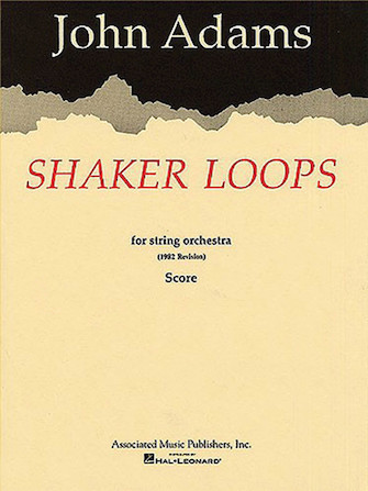 Product Cover for Shaker Loops (revised)