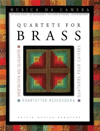 Product Cover for Quartets for Brass Musica da Camera