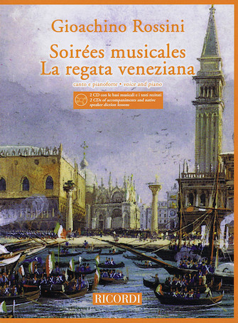 Product Cover for Soirées Musicales and La Regata Veneziana