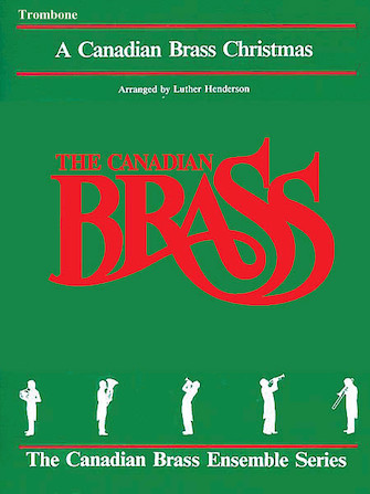 Product Cover for The Canadian Brass Christmas