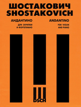 Product Cover for Andantino from Quartet No. 4, Op. 83