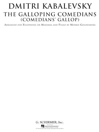 Product Cover for The Galloping Comedians (Comedian's Gallop)