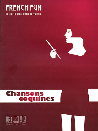 Product Cover for Chansons Coquines French Fun