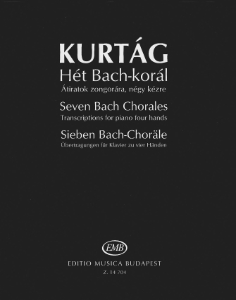 Product Cover for Seven Bach Chorales