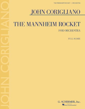 Product Cover for John Corigliano – The Mannheim Rocket