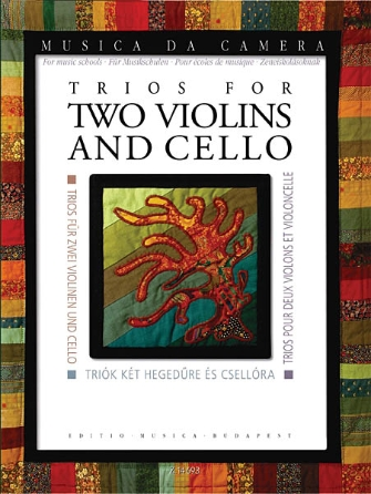 Product Cover for Trios for Two Violins and Cello