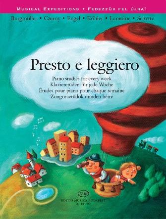 Product Cover for Presto e leggiero