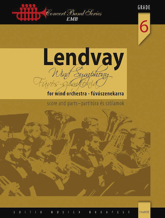 Product Cover for Wind Symphony
